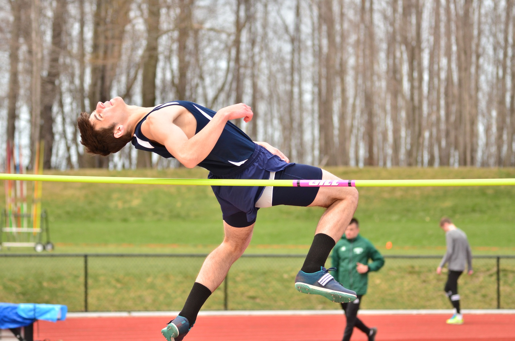 Men's Track and Field Competes at Gator Invitational