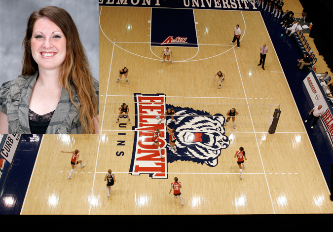 Jeannette Waldo Joins Volleyball Staff