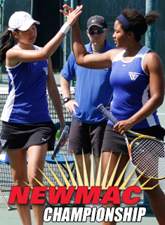 Wellesley Tennis Downs Babson, Advances to NEWMAC Championship
