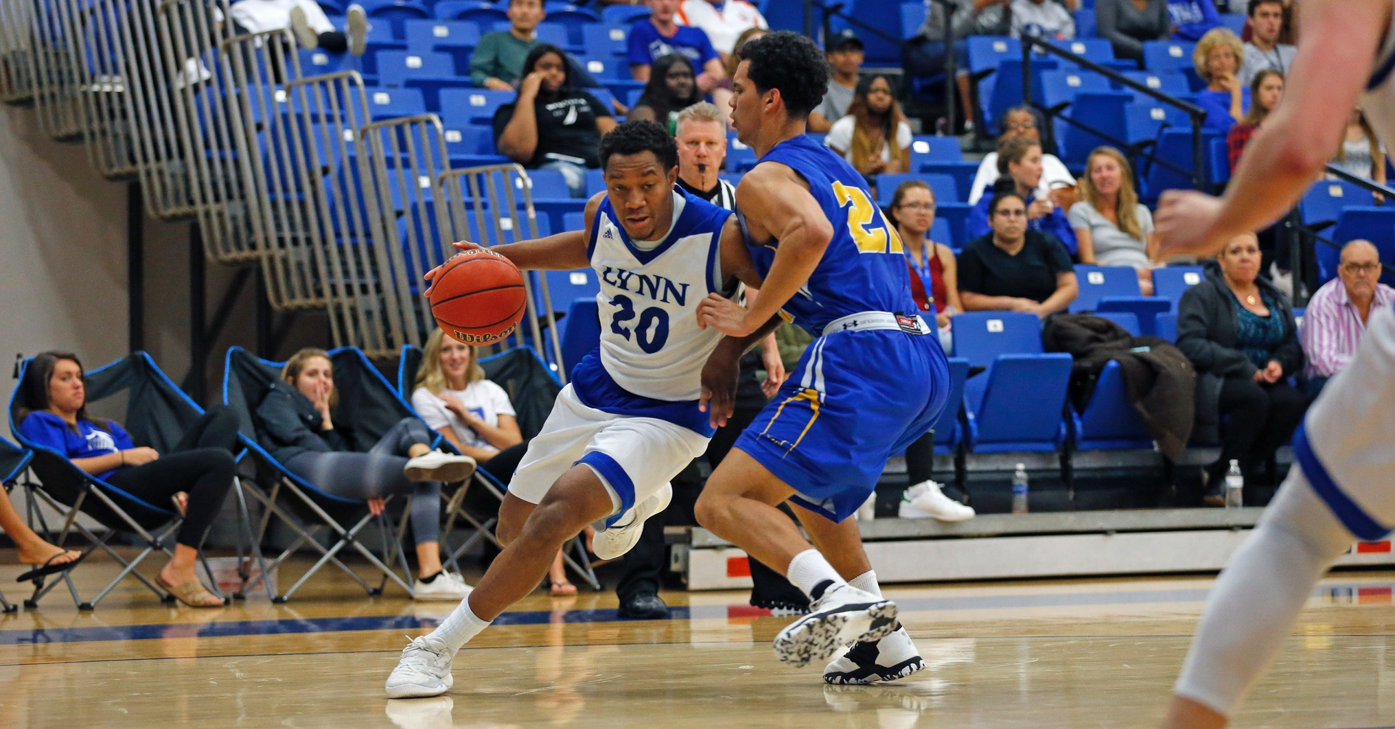 Embry-Riddle Soars over Men's Basketball
