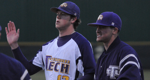 Bulls-Eye! Archer leads Golden Eagles to 13th straight with complete game shutout