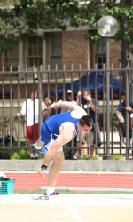 Barkley Tosses Third Farthest Shot Put All-Time at UCSB to Heat Up Spring Break