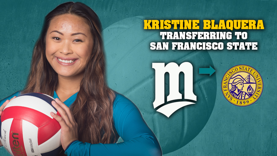 Kristine Blaquera will transfer to San Francisco State.