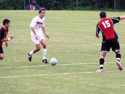 CUA shuts out Scranton, sets school mark with 8th straight win