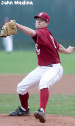 Baseball Team Report: SCU-Princeton This Weekend