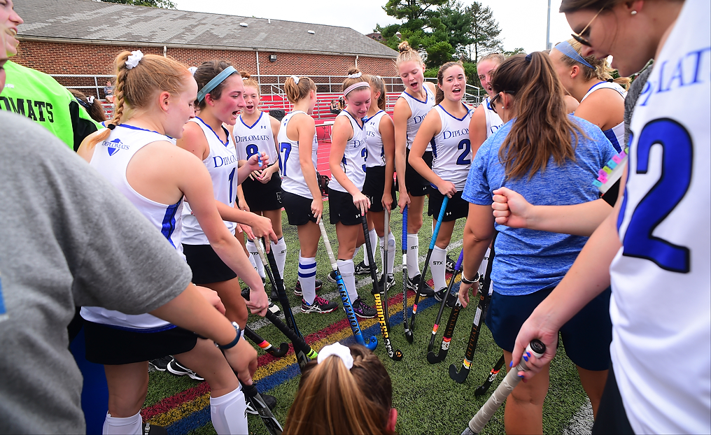 No. 12 Field Hockey Resumes Conference Action - Week 6 Game Notes