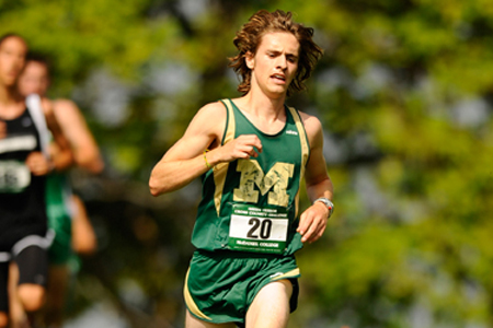 McDaniel finishes in top half at Paul Short Run