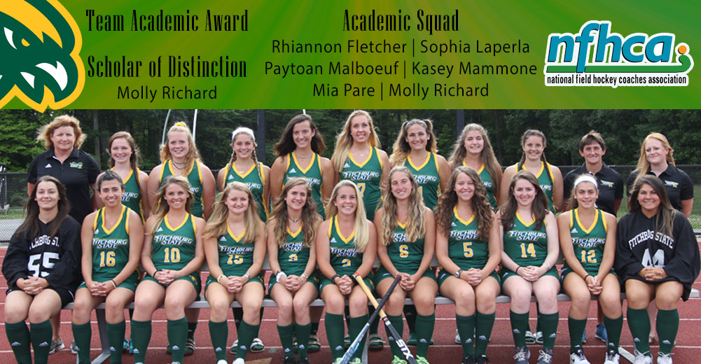 Field Hockey Names Six To National Academic Squad