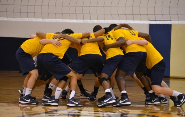 Coker Goes 0-2 on Final Day of Coker Volleyball Tournament