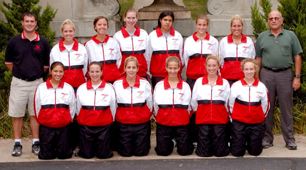 2002 Wittenberg Women's Cross Country
