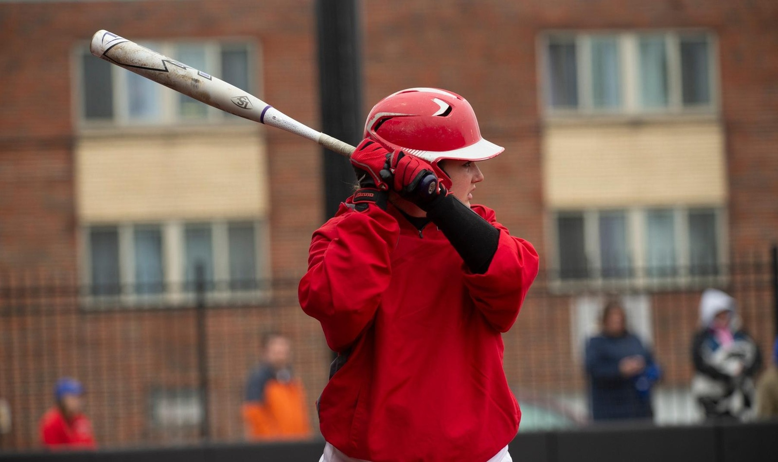 Offensive Struggles Hurt Spartans in Doubleheader Loss to Medaille