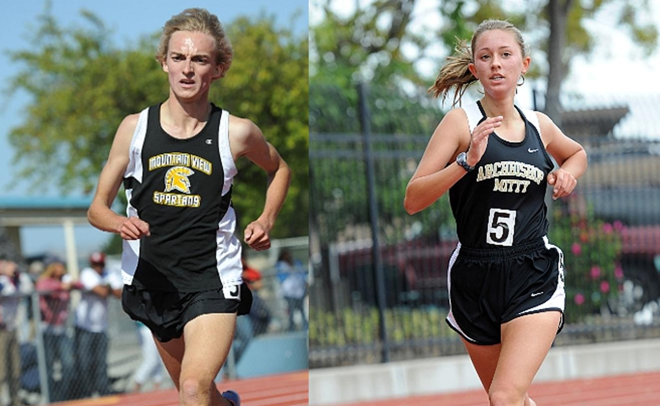 Bronco Cross Country/Track Announce Class of 2015