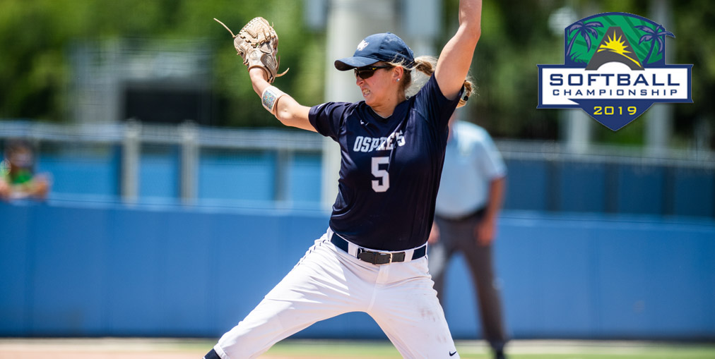 UNF Edges FGCU in @ASUNSoftball Championship Opening Game