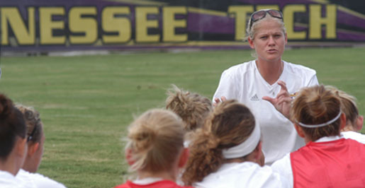 Becky Fletcher steps down as soccer coach; national search underway