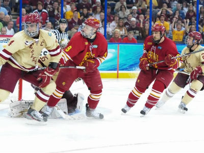 FSU Hockey Ends Year As National Runner-Up
