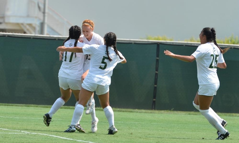 WOMEN'S SOCCER WRAPS PRESEASON PLAY WITH 1-1 DRAW AGAINST CAL