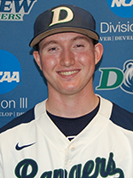 Pitcher of the Week - Jeff Serin, Drew