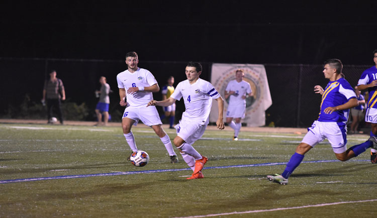 Lions Earn a Draw With Newberry