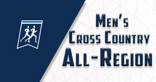 Men's Cross Country All-Region and 2016 Championship Qualifiers