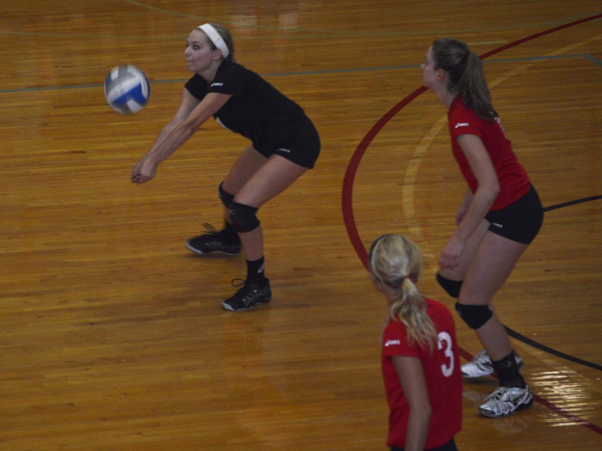 CUA Volleyball Adds Two Wins After Saturday Tri-Match Action