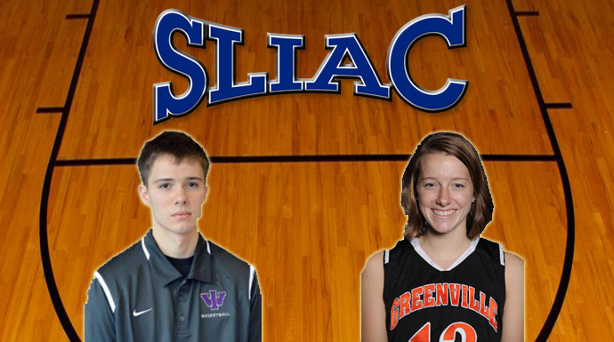SLIAC Players of the Week - January 23