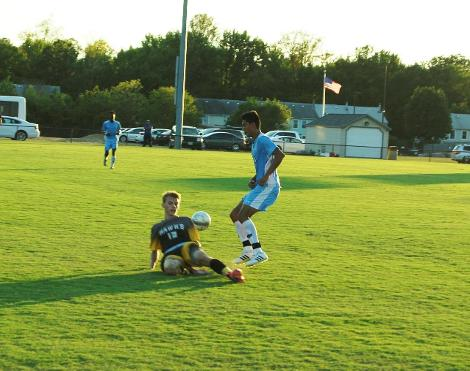 Men's Soccer Downs College of Southern Maryland