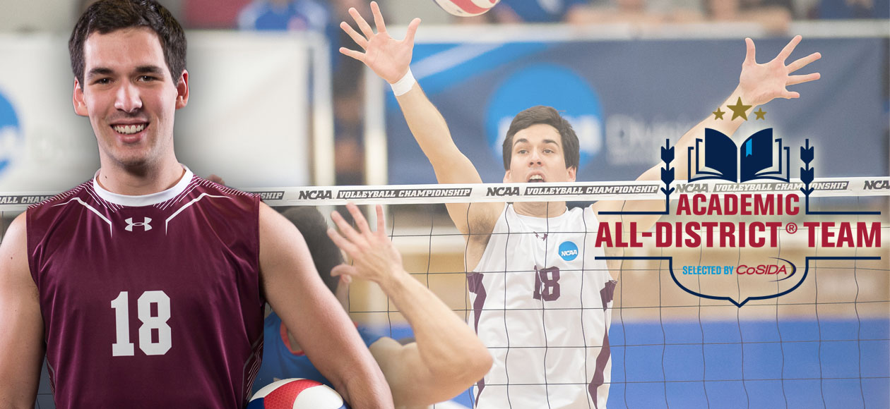 Jasuta Named to CoSIDA Academic All-District At-Large Team