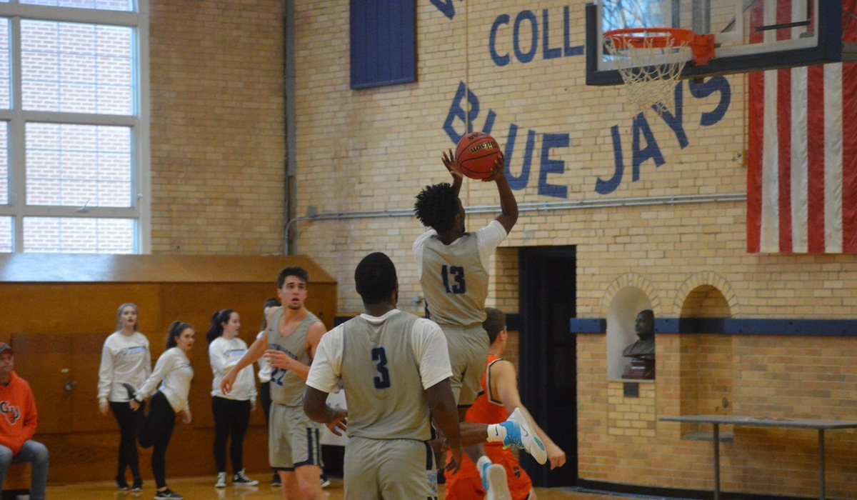 Westminster Men's Basketball Takes Down Greenville
