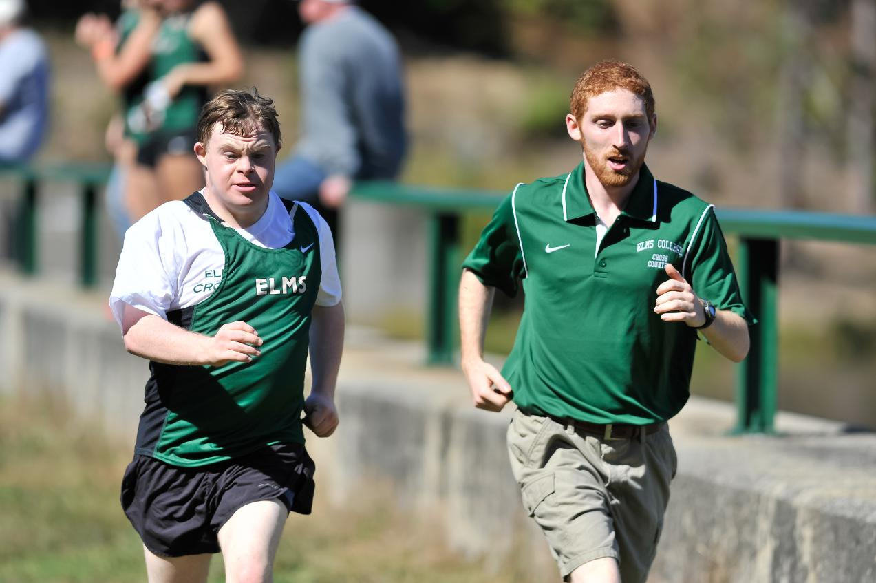 Men's Cross Country 5th at NECC Championship