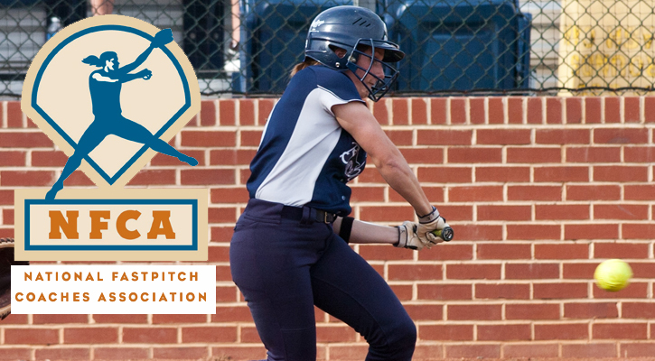 Okvist Represents GC Softball on NFCA All-American Team