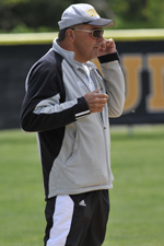 Head coach Joe French