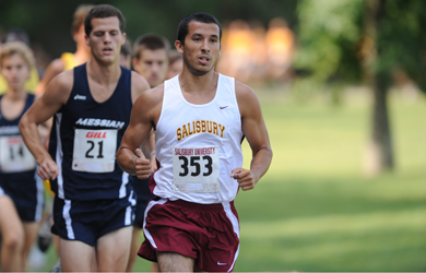 Jackson, Stinner sweep weekly CAC cross country honors