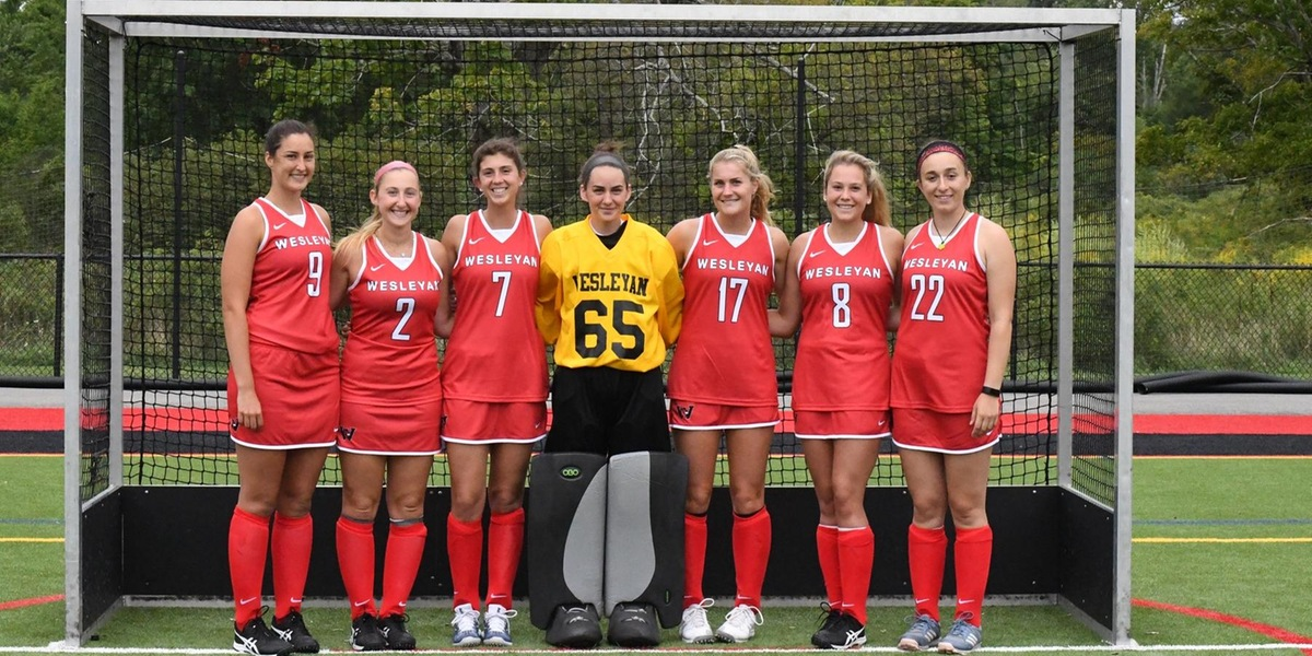 Wesleyan Field Hockey Class of 2020