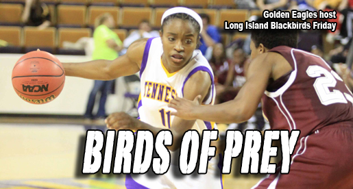 Golden Eagles conclude Preseason WNIT with home game against Long Island