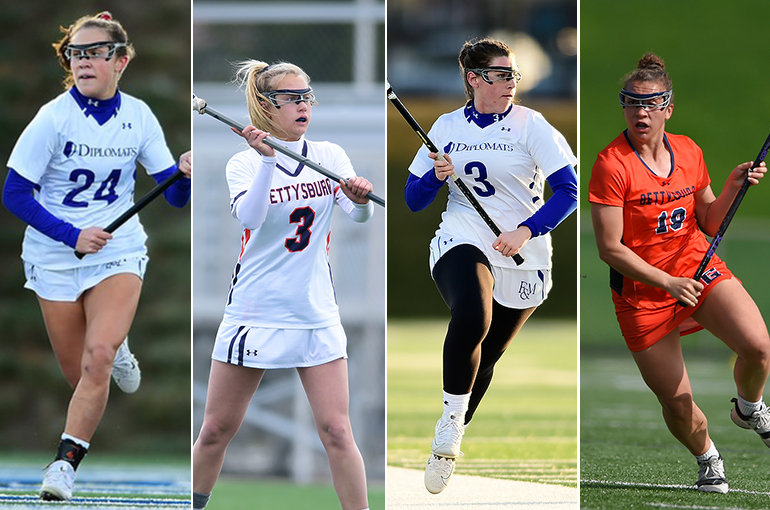 All-CC Women's Lacrosse: Barr, Hanzsche, Patterson Honored