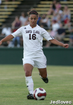 No. 12 Women's Soccer Shutout San Jose State, 3-0, in 2008 Rivalry Series