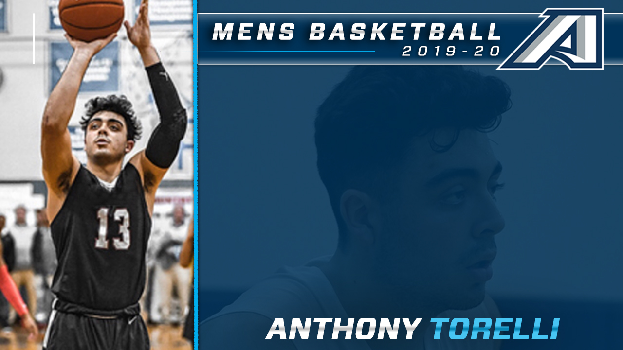 Anthony Torelli Signs With Augusta Men's Basketball