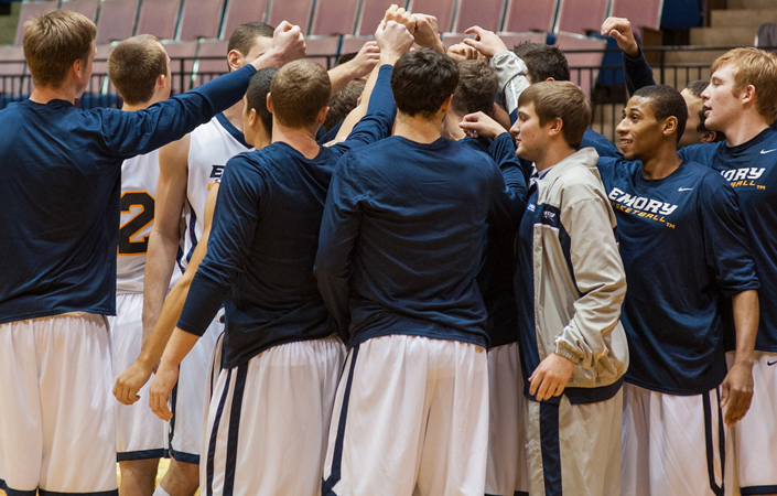 Emory Men's Basketball Rolls By Carnegie Mellon