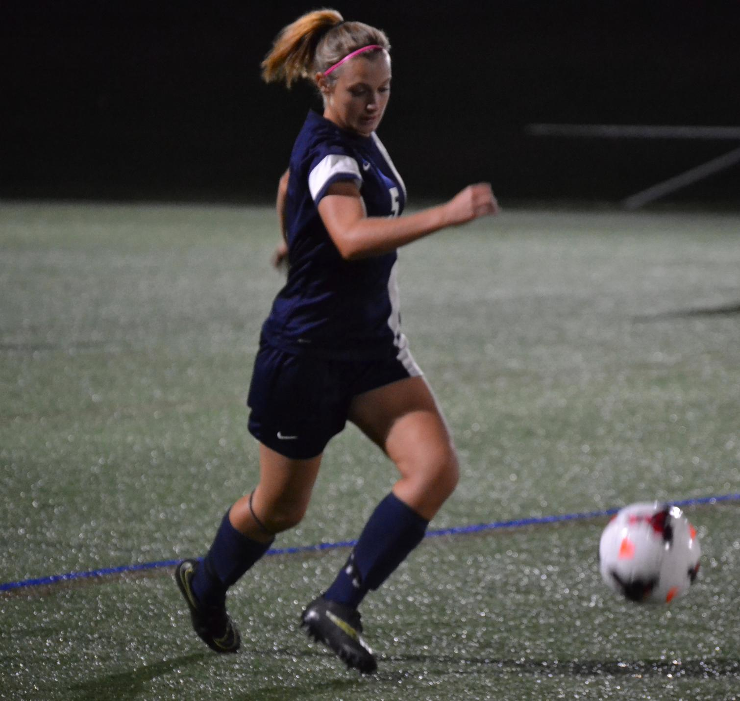 Women's Soccer Falls to NYU, 4-0, in Season Debut