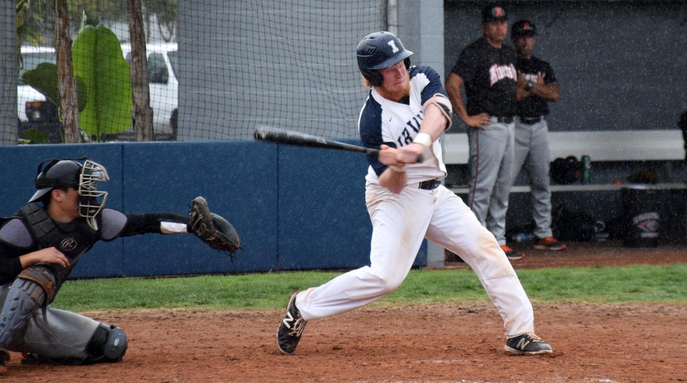 Baseball team sees series tied after 5-2 loss at Riverside
