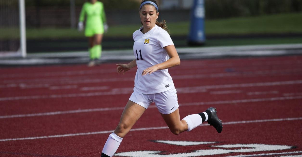 Golden Eagles blank Wolverines 3-0 in WHAC contest
