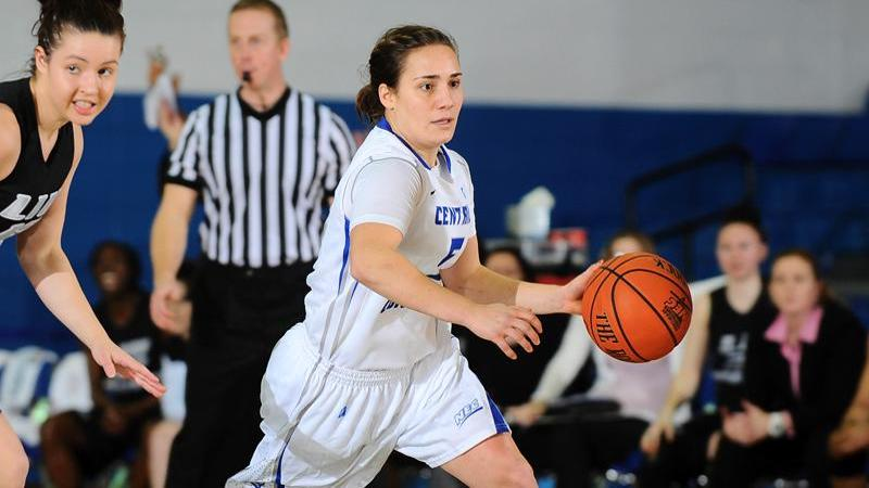 Women's Basketball Beats SHU on Senior Day