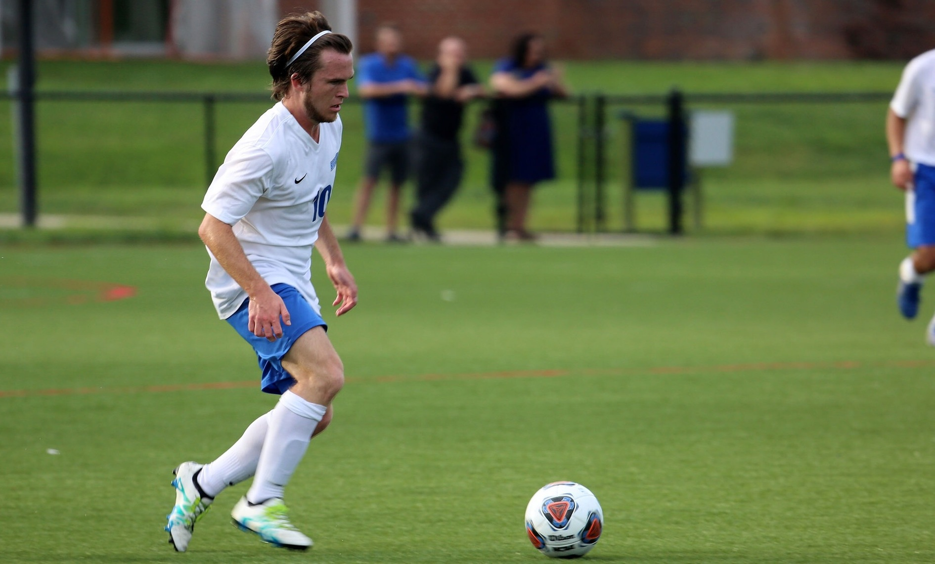 Tornados Win Second Straight Game Behind Two Goals by Tuttle