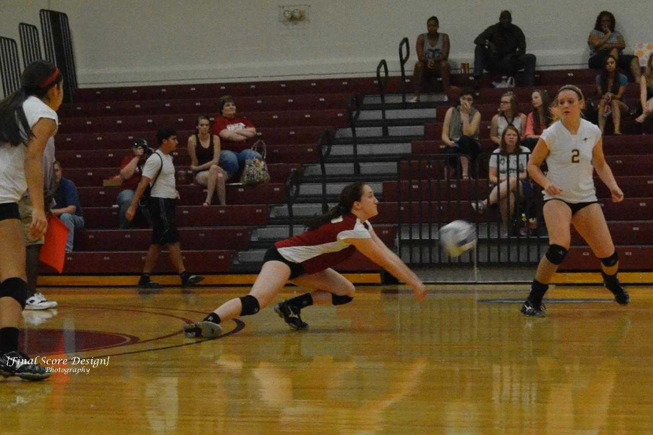 'Roo Volleyball Drops Three at SCAC Crossover