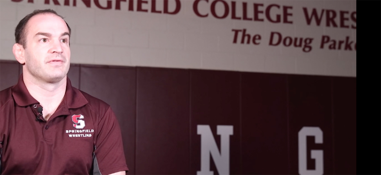 Springfield College Wrestling Recruiting Video