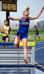 Voigtlander Qualifies for Regionals on Day One of Oregon Relays