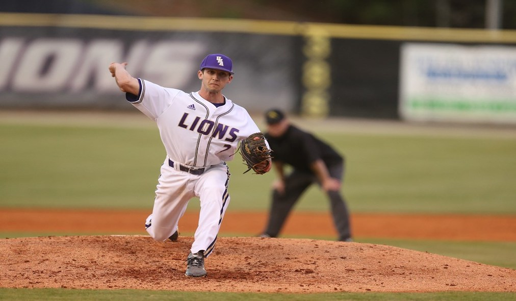 North Alabama Holds On to Pick Up Road Win At Belmont