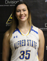 Bialecki named Association of Division III Independents women's basketball Player of the Week