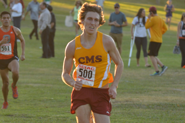 CMS Athlete of the Week (10/14 - 10/20): Zorg Loustalet - Men's Cross Country