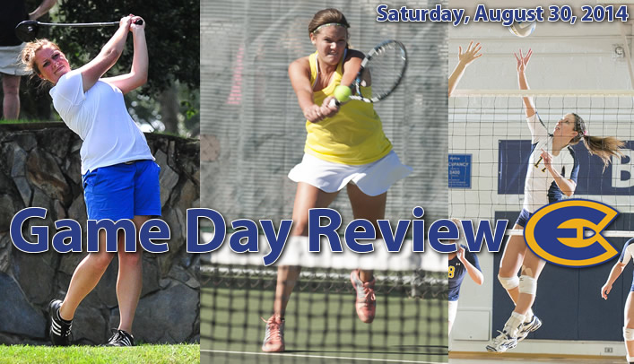 Game Day Review - Saturday, August 30, 2014